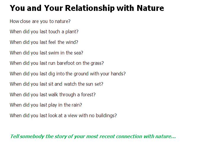 Nature vs nurture debate